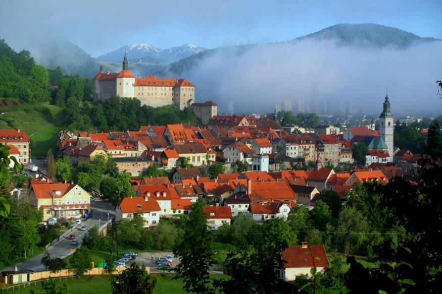 skofja-loka. The best of Slovenia