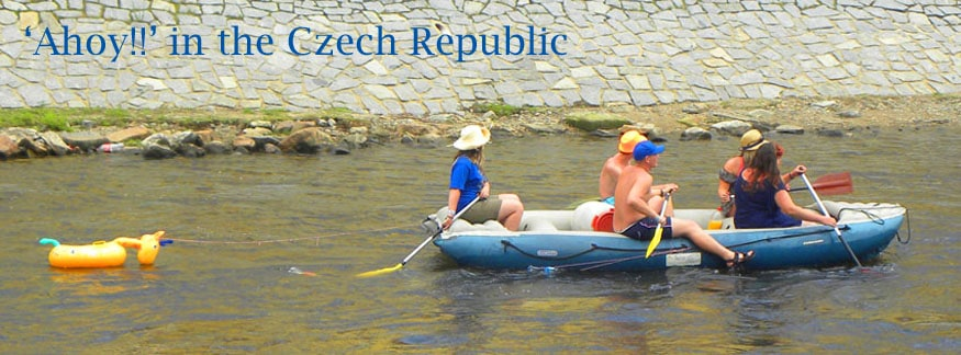 Ahoy in the czech republic header