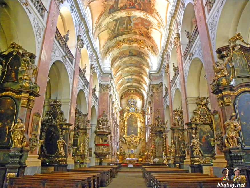 St.-James-Church-Prague