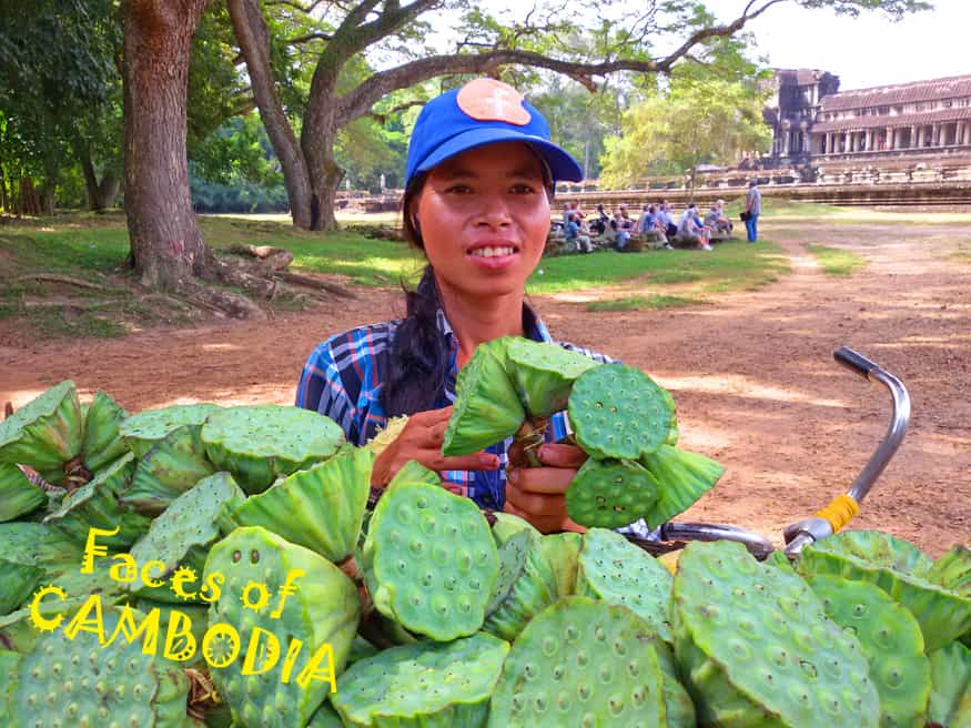 Faces of Cambodia