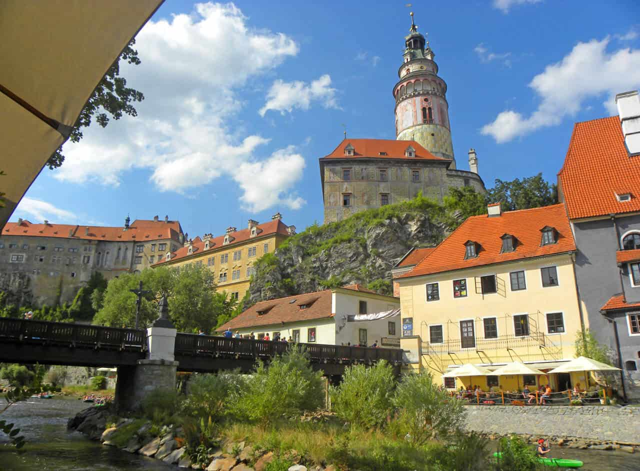 Cesky Krumlov. Looking back at 2014 (a.k.a our year in photos)