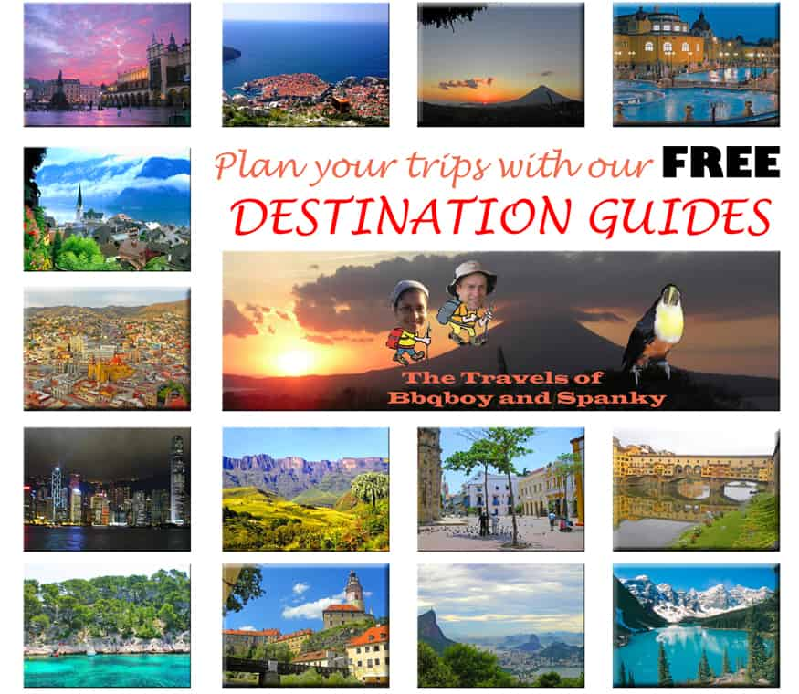 Plan your trip with our free destination Guides post