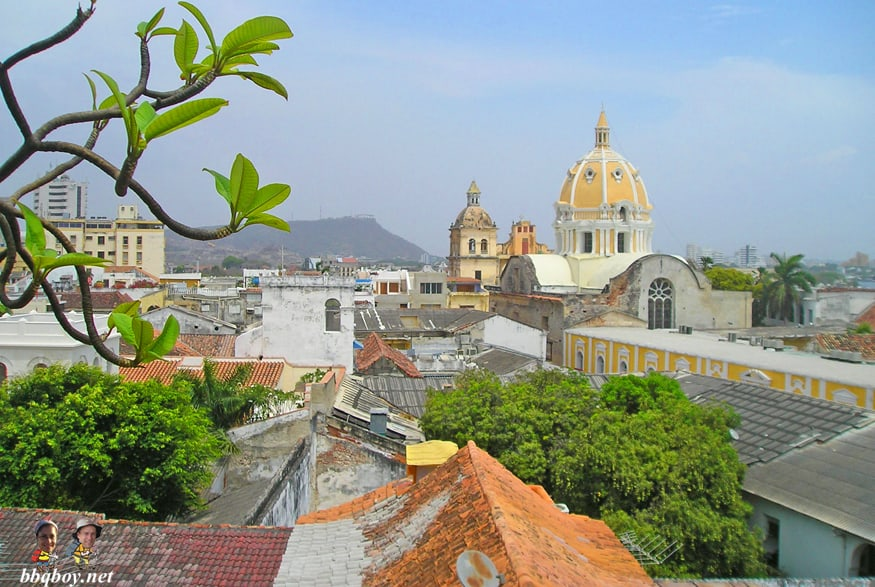 vistas de cartagena-colombia
