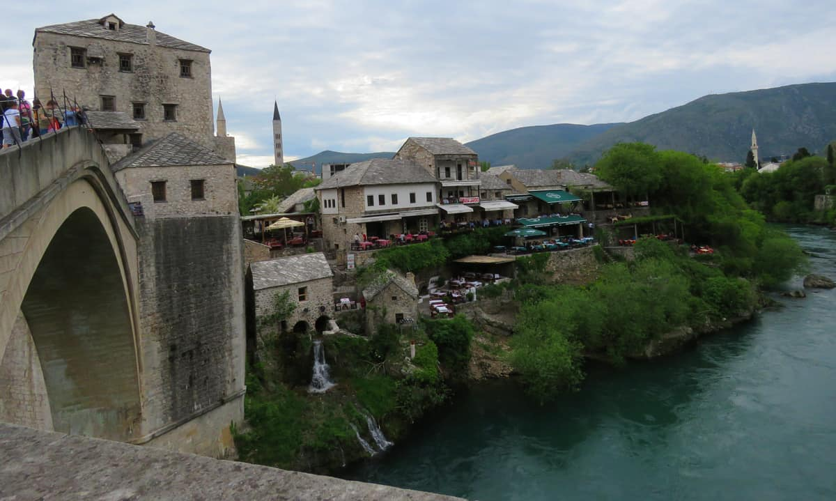 Stari Most. Why you should visit Mostar, Bosnia and Herzegovina (and what to See and Do)