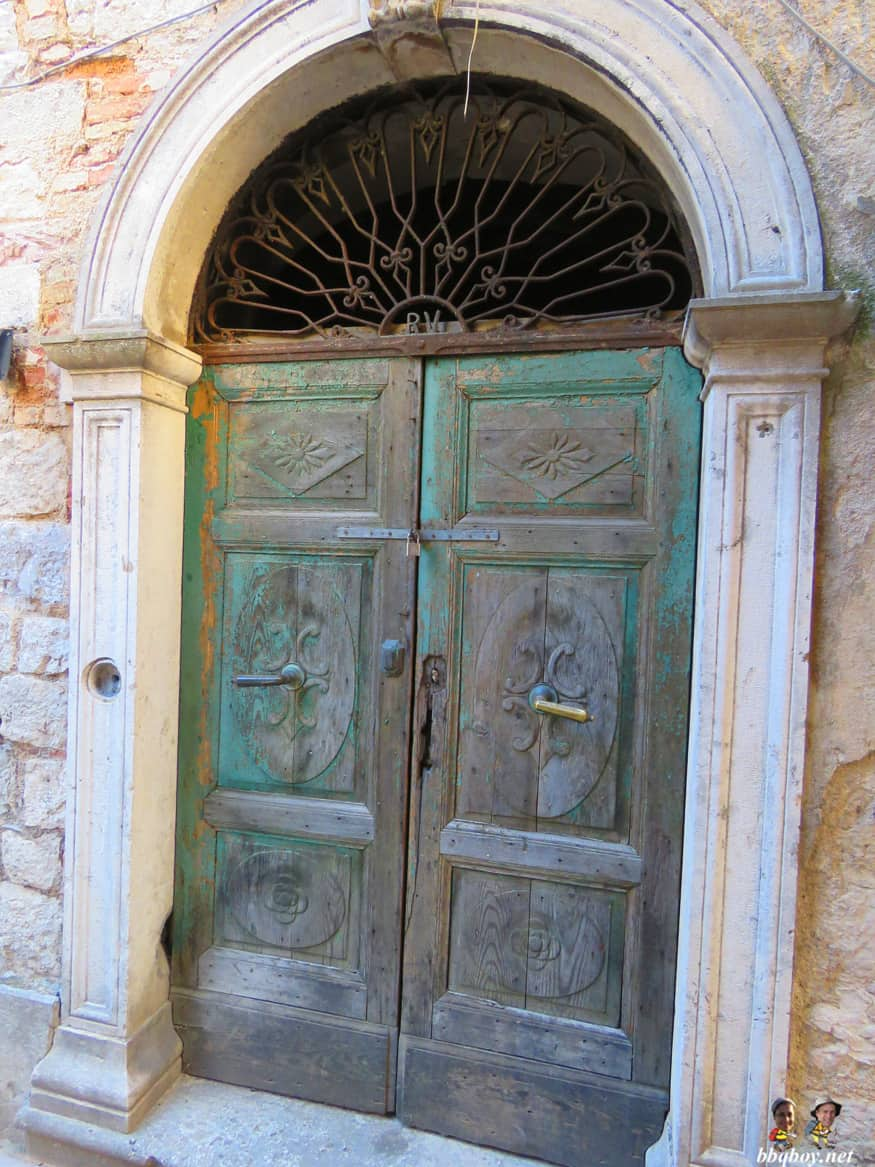 another door in Kotor, Montenegro