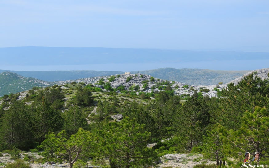 hiking mount mosor, Split (4)