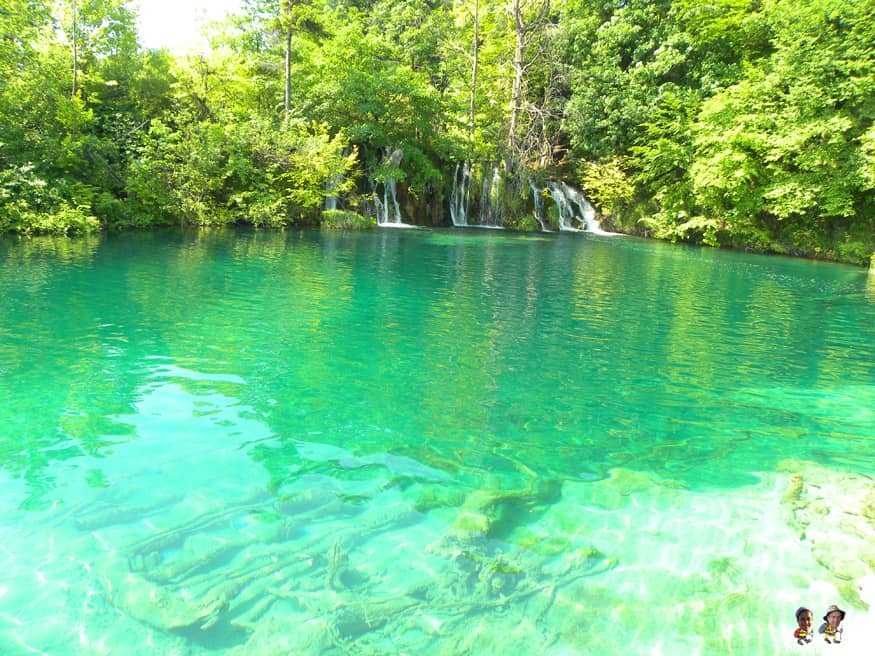 Upper Lake at Plitvice, Croatia