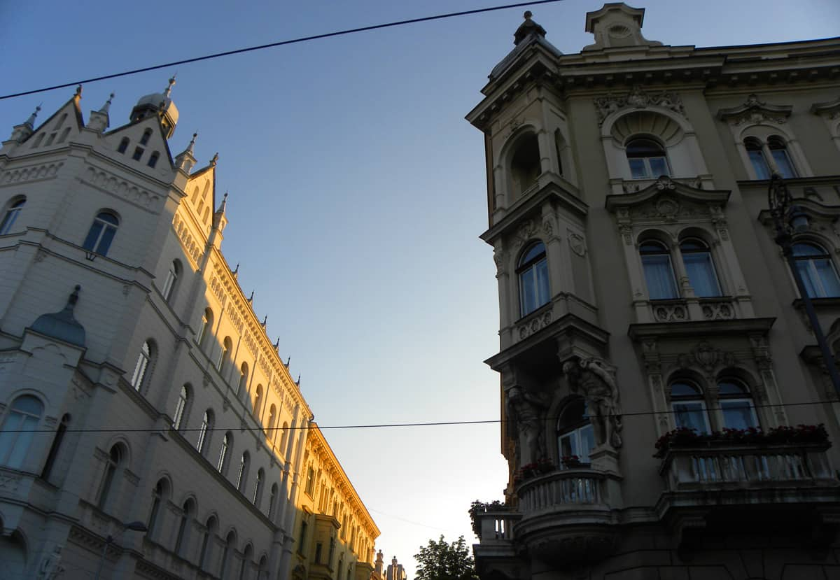 What's Zagreb like? Reflections on scams, graffiti, and pleasant surprises