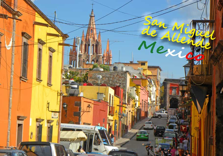 Changing my mind about San Miguel de Allende, Mexico copy