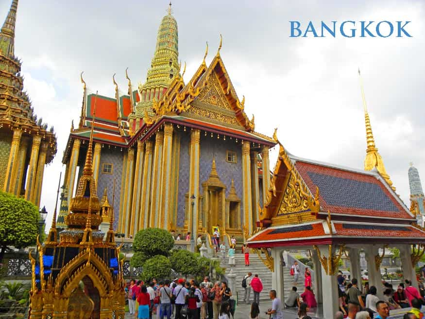 Bangkok. Highlights of our first year of Full-time Travel