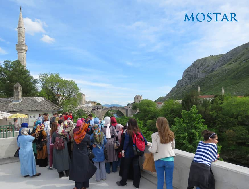 mostar. Highlights of our first year of Full-time Travel