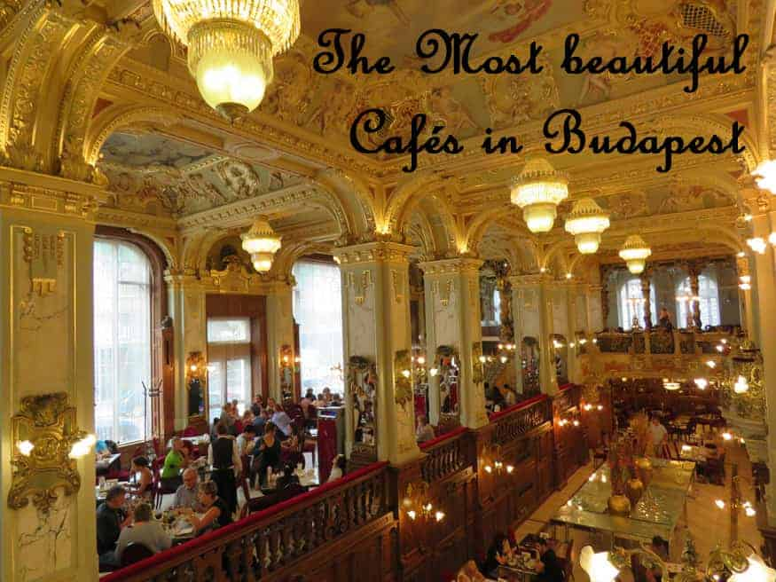 the most beautiful cafes in budapest