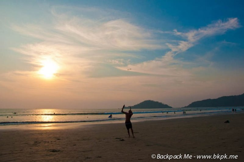 Palolem beach in South Goa. Travel Bloggers on Tourist Traps and Disappointing Places