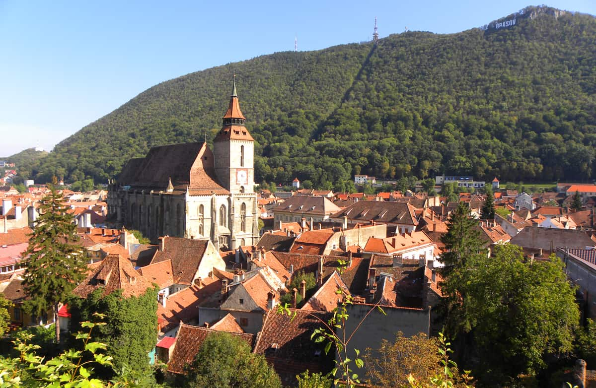 Why you should Visit Brasov, Romania.
