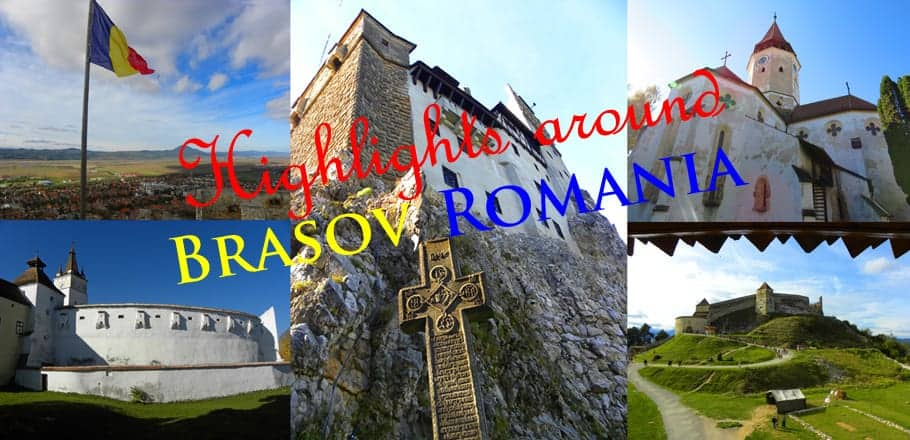 Highlights around Brasov, Romania 910