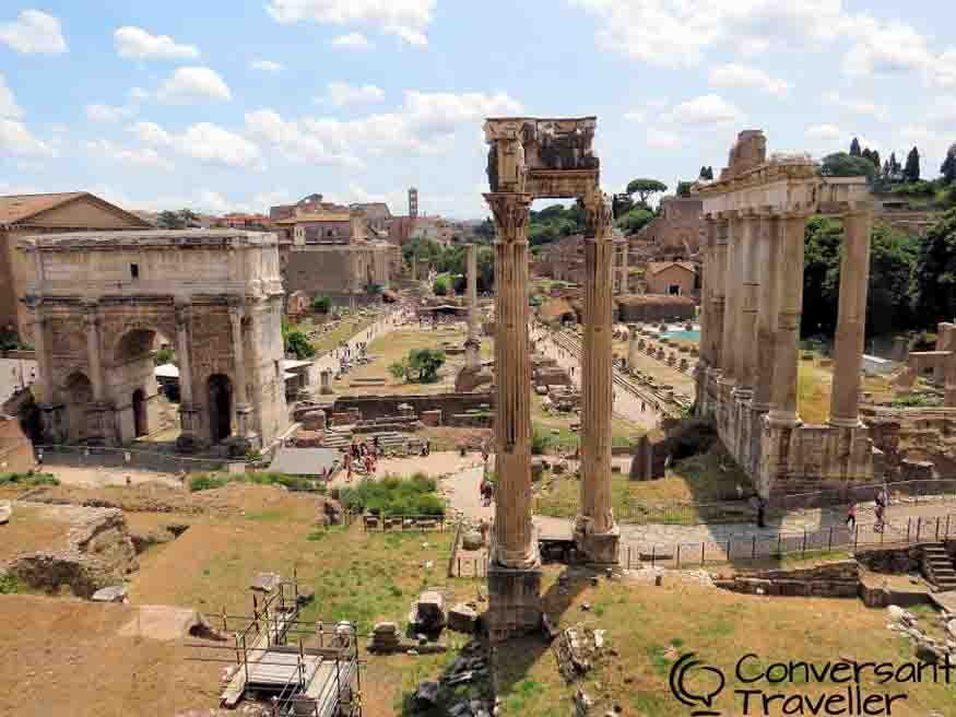 Rome. Travel Bloggers on Tourist Traps and Disappointing Places