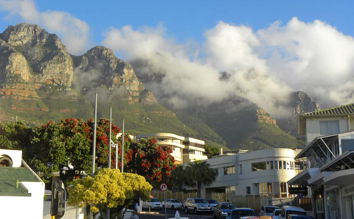 Twelve apostles. Experiences and Impressions over 10 days in Cape Town