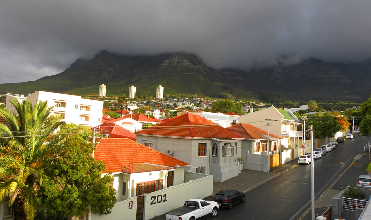 apartment in Cape Town. Experiences and Impressions over 10 days in Cape Town
