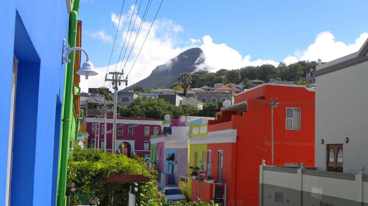 Bo Kaap, Cape Town. Experiences and Impressions over 10 days in Cape Town