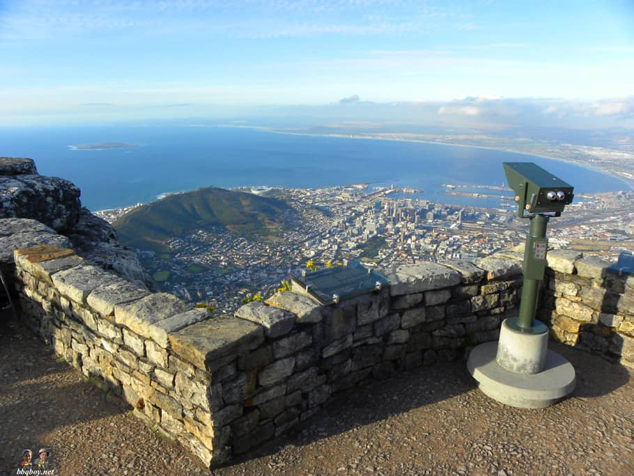 views, Table Mountain, Cape Town