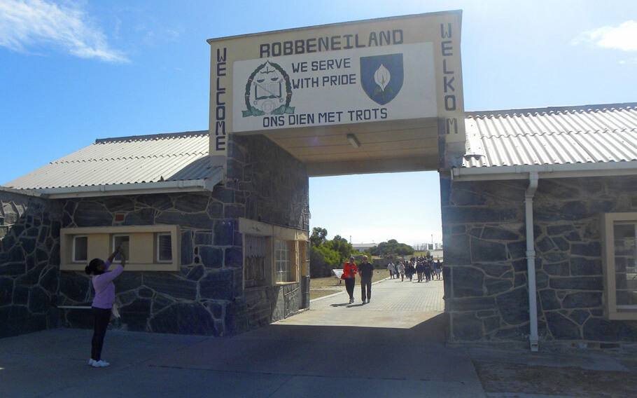 A Visit to Robben Island