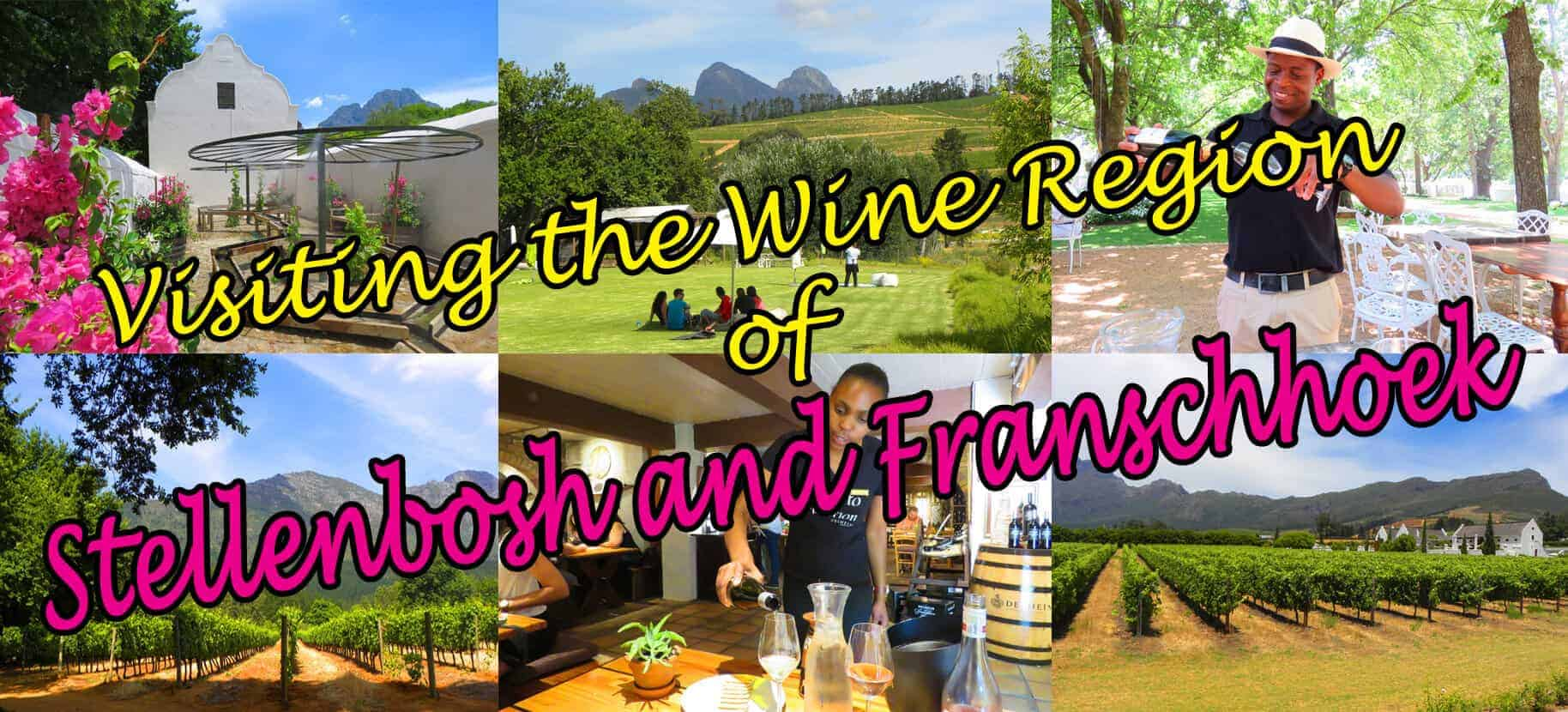 A guide to the best wineries of Stellenbosch and Franschhoek