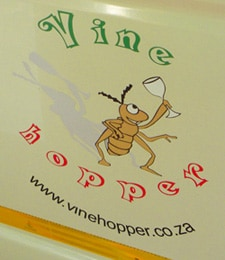 vinehopper bus, stellenbosch wine tours