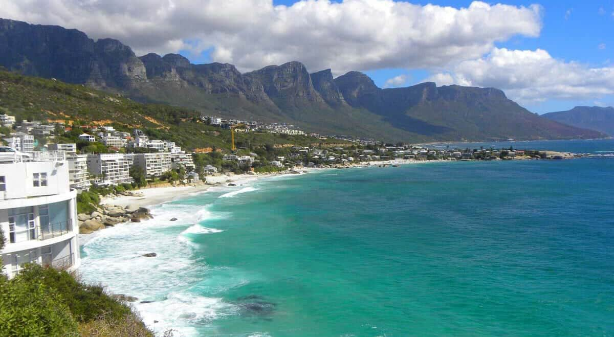 essay about my trip to cape town