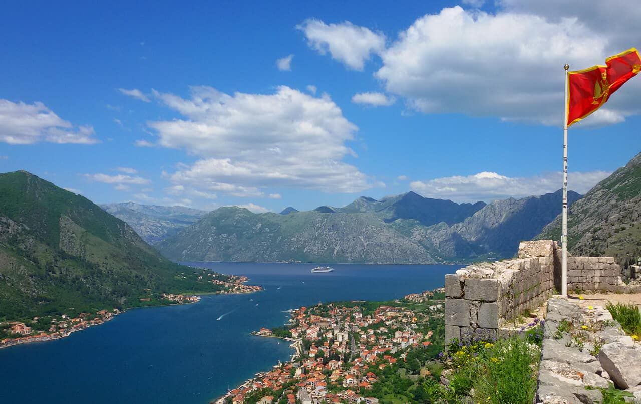 Kotor, Montenegro. Looking back at 2015...and forward to 2016