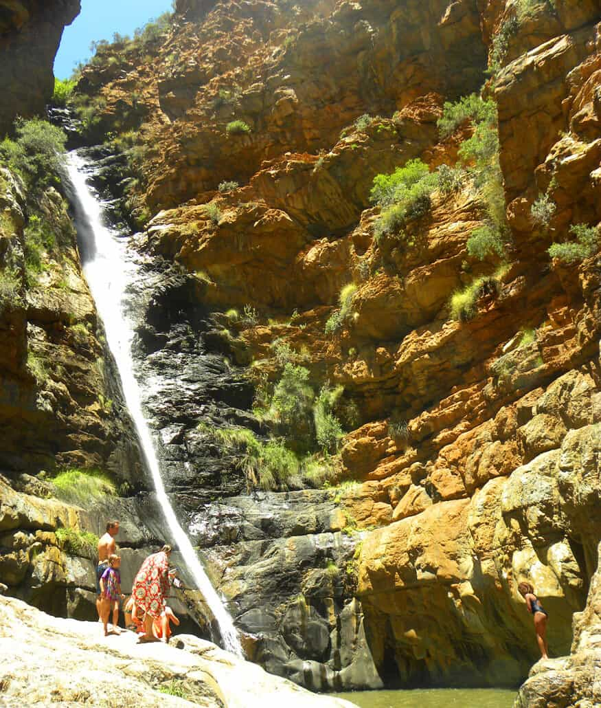 Meiringspoort Waterfall, South Africa