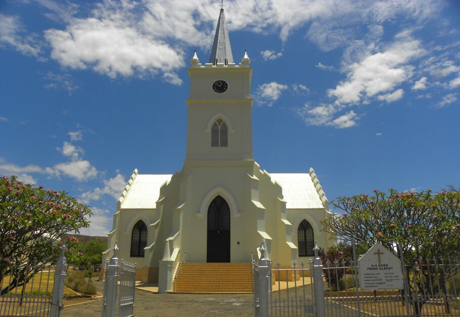 Prince Albert. Highlights of a 2 week road trip around the Garden Route and Karoo, South Africa