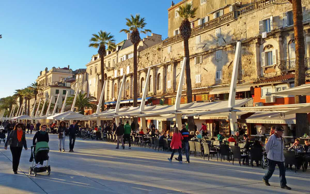 Split, Croatia. Looking back at 2015...and forward to 2016