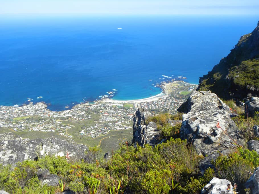 views of camps bay, cape town