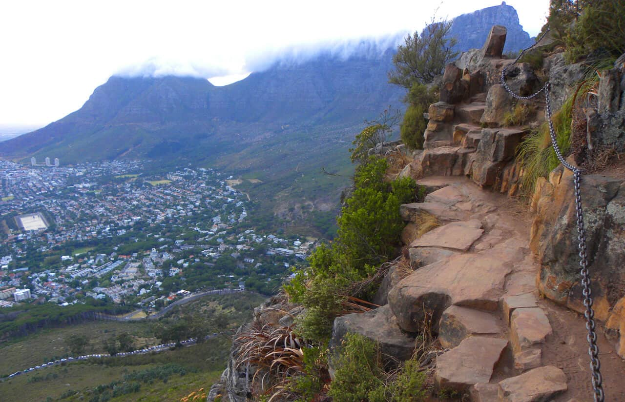 Hiking In Cape Town Table Mountain Lion S Head And Kirstenbosch Condé Nast Traveler