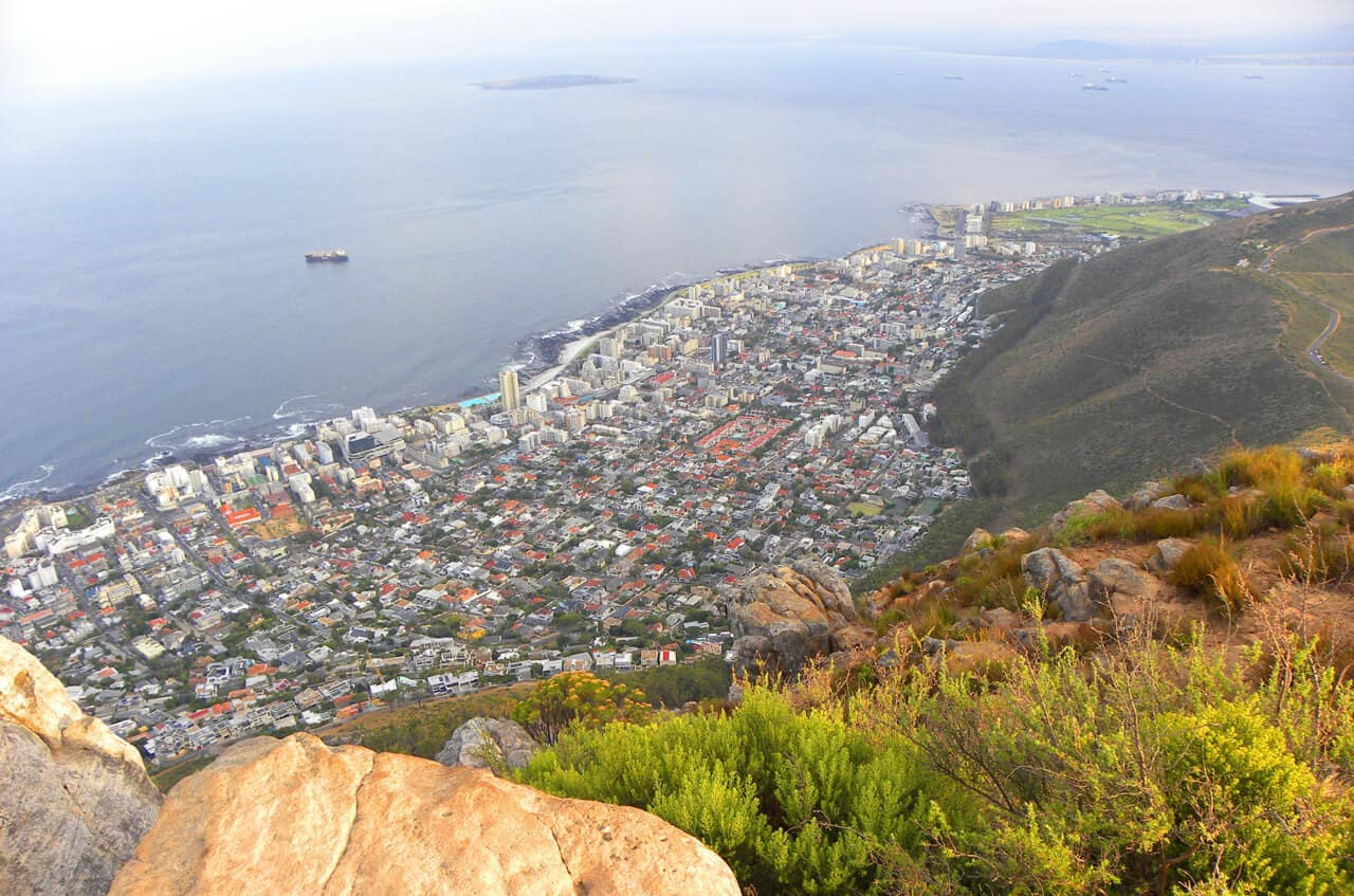 "The Essential ""Must do"" hike in Cape Town: Lion's Head"