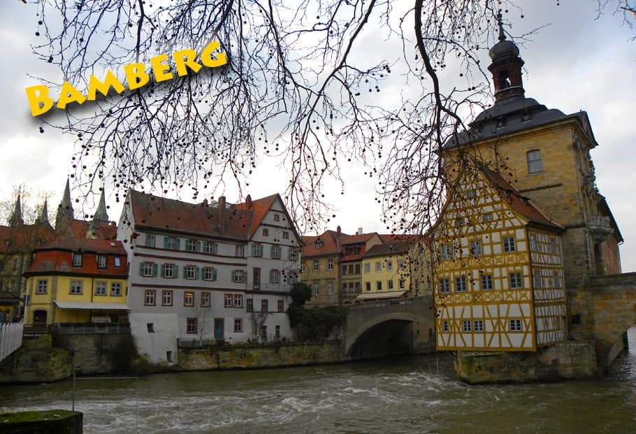 Bamberg, Würzburg or Nuremberg  Photos that'll convince you why Bamberg should be your base in Franconia
