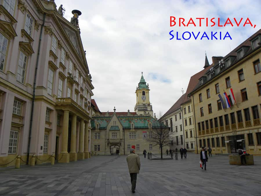 Is Bratislava worth a daytrip from Vienna