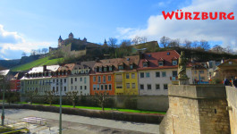 "Würzburg, the city of churches. And why Germany is the ""most civilized place on earth"""