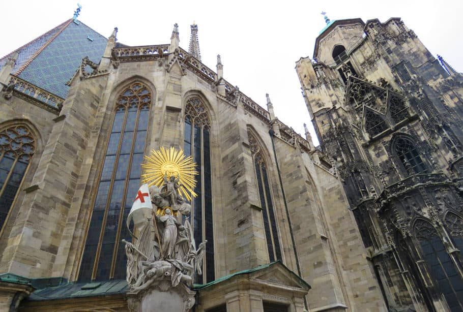Stephansdom. Why Vienna and Beyonce are kind of similar.