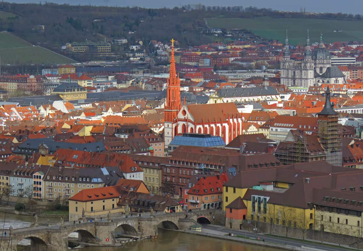 Würzburg and why Germany is the most civilized place on earth