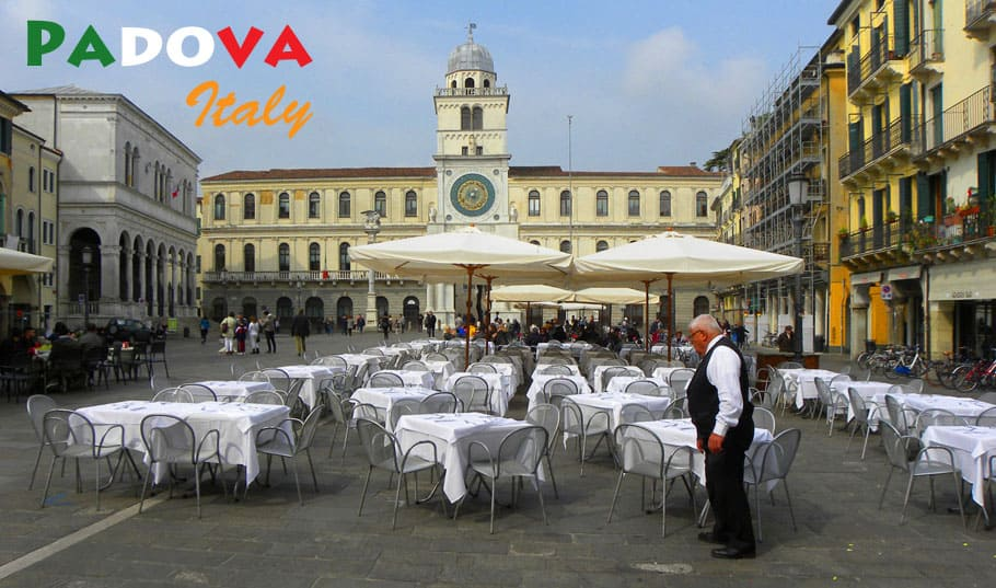 Padova (Padua), Italy. And how we saved Big Bucks (on Airbnb) using it as a base in the Veneto region
