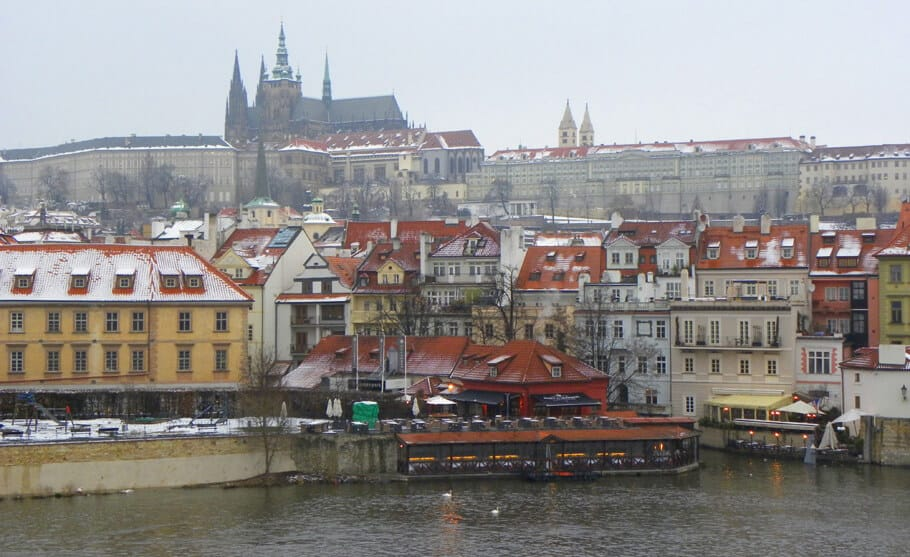 Why we keep falling in love with Prague