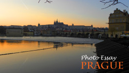 prague sunset header