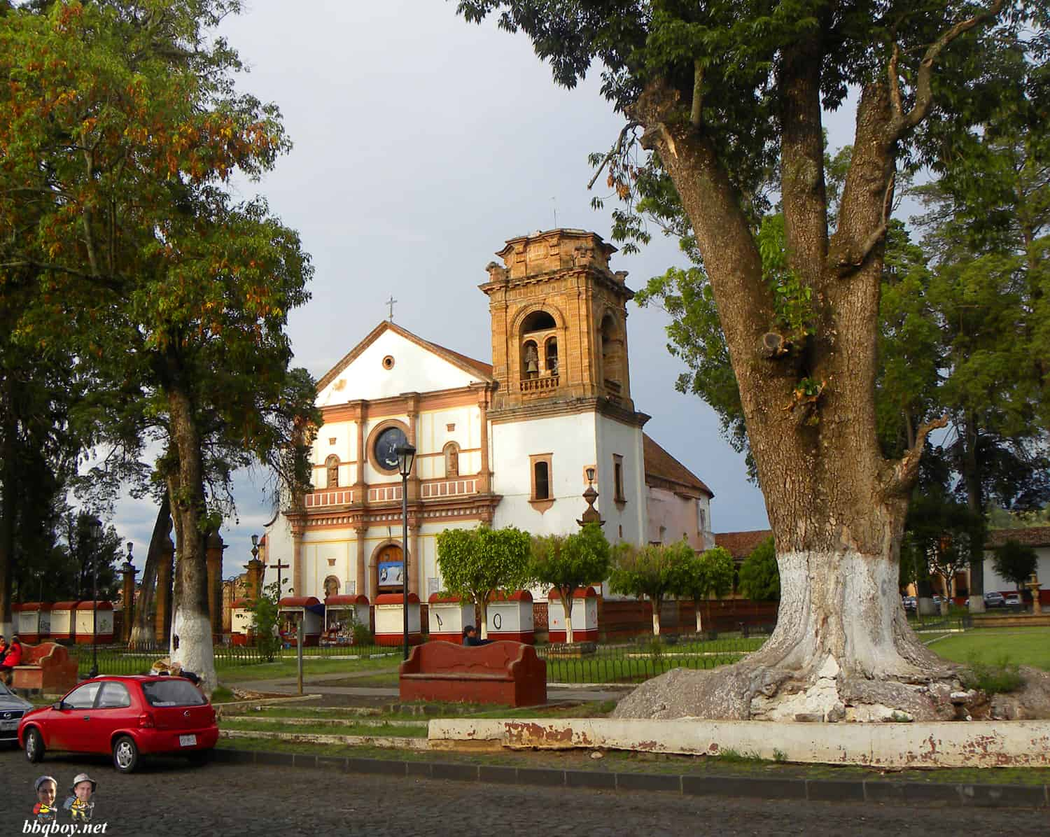Church of Our Virgin of Health (Basilica de Nuestra Senora de la Salud), Patzcuaro, Mexico
