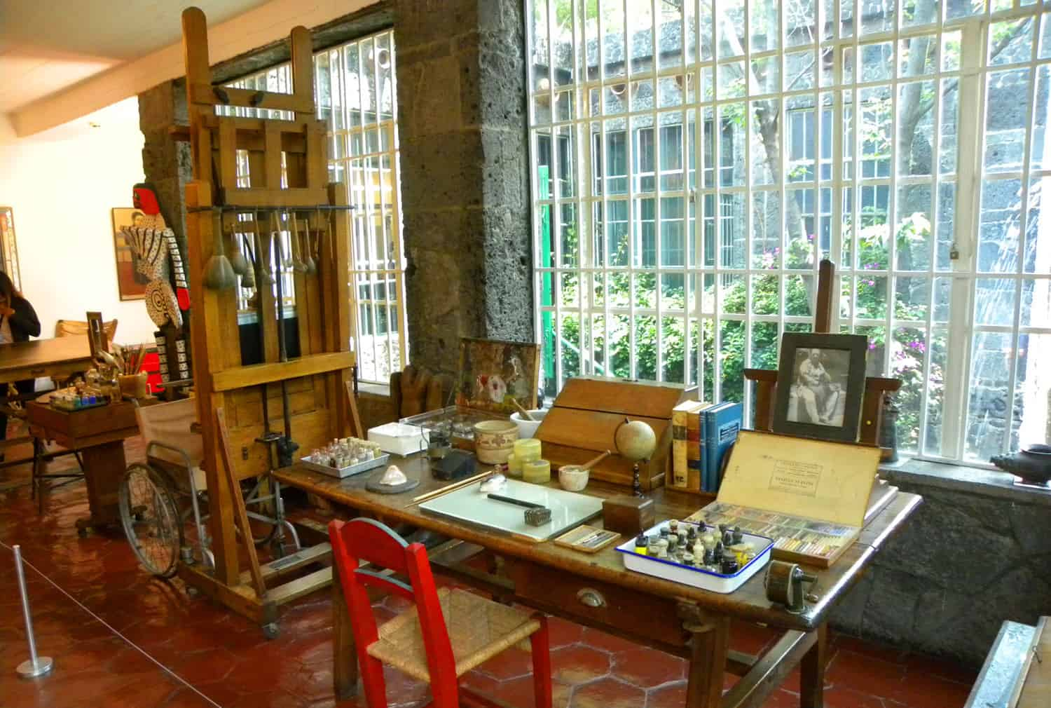 Frida Kahlo Museum, Mexico City. Things to See and Do in Mexico City (Part 2)