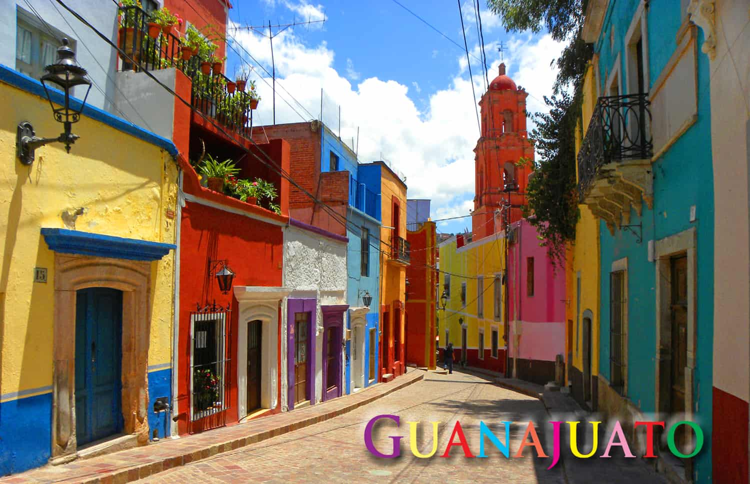 Guanajuato, Mexico – the prettiest town I've ever seen