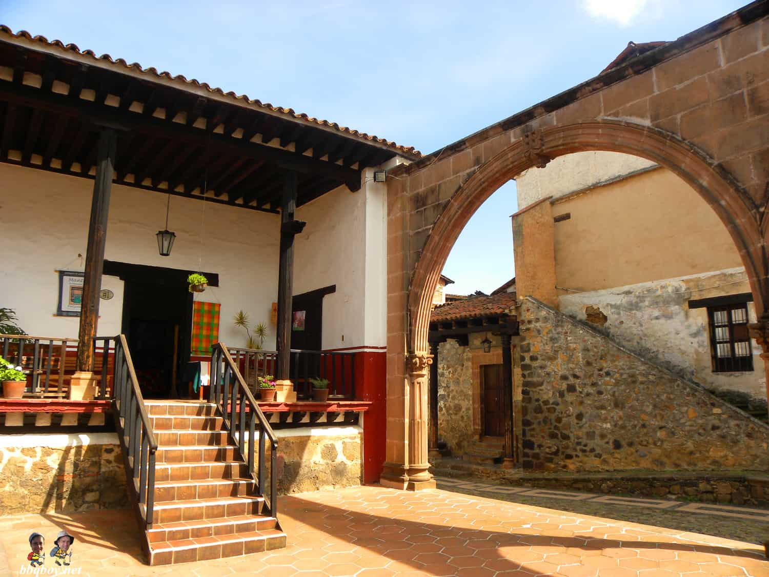 House of Eleven Patios (Casa de los Once Patios), Patzcuaro 3