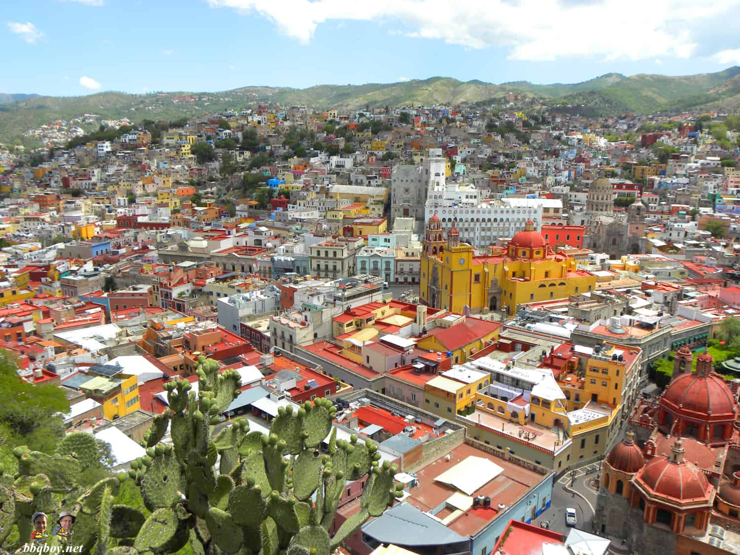 Views on Guanajuato
