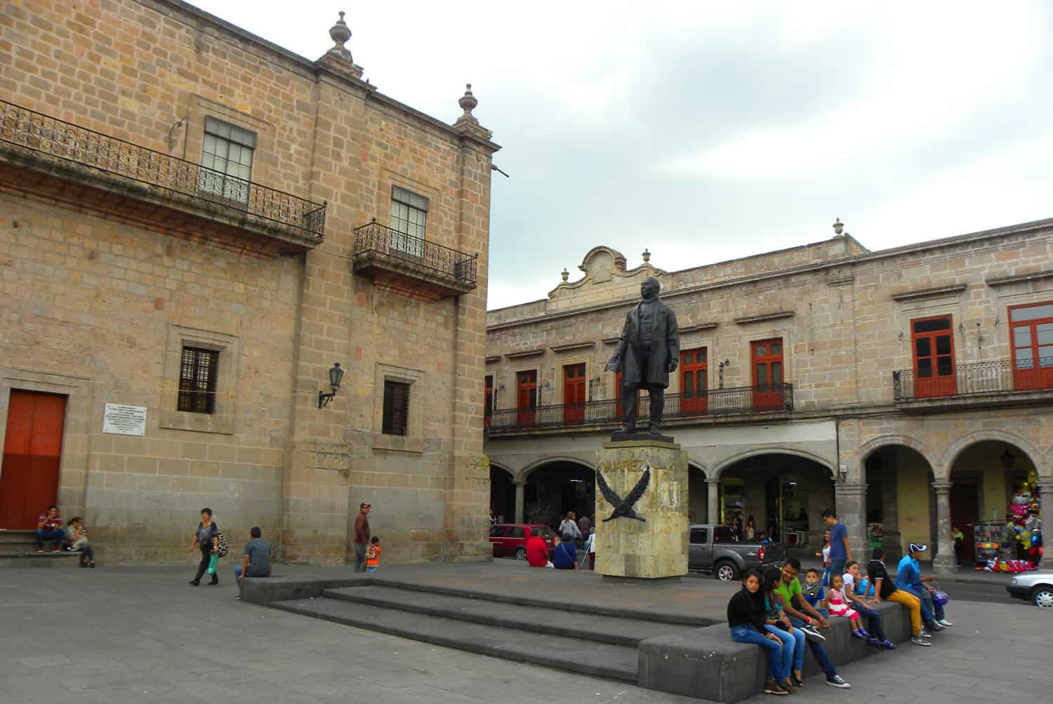 Morelia (Michoacán) and why even UNESCO listed world heritage sites can leave you feeling blah