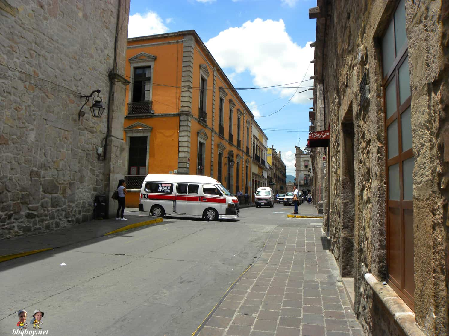 streets in morelia